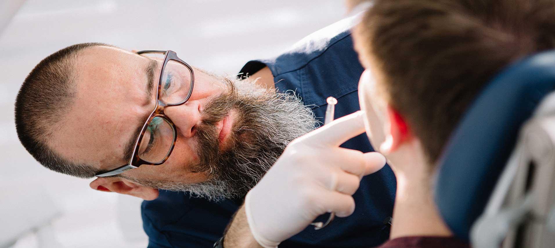 Stomatoloska ordinacija Vunjak dental clinic stomatolog pregled zuba